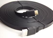 أكبر تشكيلة كوابل HDMI  بالمملكة بأسعار ولا بالأحلام .