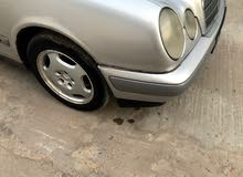 Automatic Silver Mercedes Benz 1996 for sale