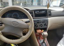 Gasoline Fuel/Power   Toyota Corolla 2005