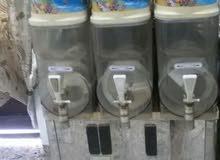 مكينة مثلجات ازبري أم 3مستعملة نظيفة واصلية