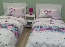 مفرش سرير نفر ونفر ونص ( مفرد )