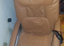 كرسي مساج ماليزي 6 انواع مساج للجسم بالكامل بحالة ممتازة و السعر قابل للتفاوض
