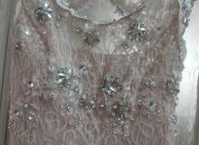 فستان خطبي وسهرة
