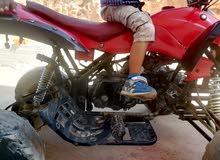 Yamaha motorbike available in Amman