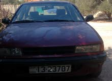 Mitsubishi Lancer 1991 For sale - Maroon color