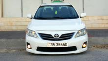 Toyota Corolla 2012 - Automatic
