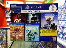 New bundle offer PS4 500gb slim +5 games +3 months membership plus