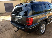 Jeep Grand Cherokee car for sale 2004 in Tripoli city