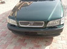 Automatic Green Volvo 2004 for sale