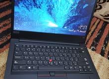 لاب توب Lenovo i7 ثينك باد E480 الجيل الثامن كرتين شاشة
