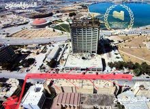 Third Floor  apartment for sale with 3 rooms - Benghazi city Downtown