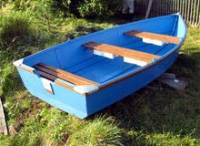 Used Row/Paddle Boats is up for sale in Basra