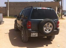 Jeep Liberty Used in Misrata