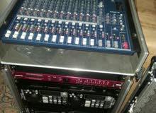 صيانة أجهزة الصوت والصورة والانار ولف السماعات مضخمات صوت امبليفير 0796233362
