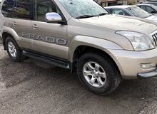 km Toyota Prado 2004 for sale