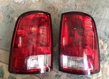 Dodge Ram 1500 Tail Lights 2009 - 2015