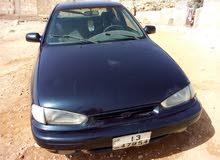 Gasoline Fuel/Power   Hyundai Elantra 1994