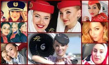 للعمل بشركات الطيران airhostess التذاكر اماديوس وجاليليو