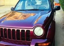 سياره جيب ليبرتي امريكى 2002