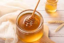 بيع عسل السدرة نوعية ممتازة سعر 3000 دج (كلغ) الشلف