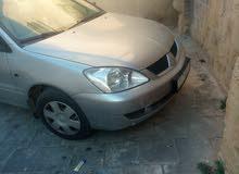 سيارة ميوتسوبيشي لانسر2009بسعر مغري