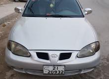Hyundai Avante 1998 For sale - Silver color