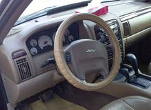 Maroon Jeep Grand Cherokee 2002 for sale