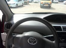 Gasoline Fuel/Power   Toyota Yaris 2009