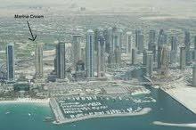 Beautiful Panoramic Full sea view apartment in Dubai Marina , near Tram Station