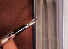 أقلام ألماني وأمريكي مستعمل نظيف للبيع