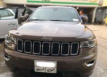 40,000 - 49,999 km Jeep Laredo 2017 for sale