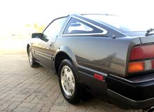 Brown Nissan 300ZX 1985 for sale