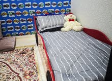للبيع سرير اطفال كببير بحاله ممتازة جدا من حول الإمارات