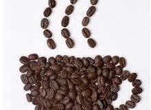 قهوة ايطالية  للبيع