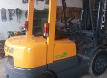 A Forklifts is available for sale in Amman