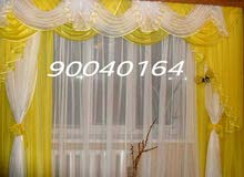 House curtains and decoration gtc