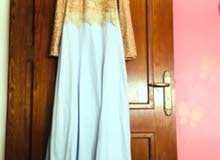 فستان تركي سهرة للمحجبات