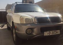 +200,000 km Hyundai Santa Fe 2001 for sale