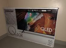 تلفزيون سامسونج QLED UHD جديد