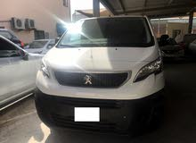 PEUGEOT EXPERT 2.0L AUTOMATIC 2018 LOW MILLAGE UNDER WARRANTY FREE ACCIDENT NO PAINT IN PERFECT CON