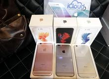 iphone 6s // 64gb / gray*gold*silver// جديد لم يستخدم نهائي *بضمان