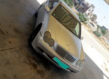 Automatic Silver Mercedes Benz 2002 for sale