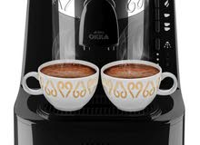شركة تكنو بتقدملك  ماكينة تحضير القهوة التركية عرض خاص لفترة محدودة