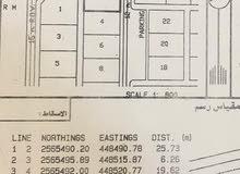 ارض سكنية للبيع  عبري