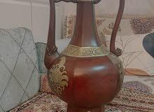 انتيك على تراز اسلامي مصنوع من الفخار صناعة يدويه