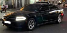 Clean 2015 Royal black Dodge charger