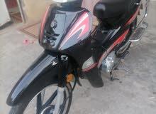 دراجة محرك 110