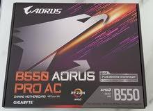AMD B550 AORUS PRO AC