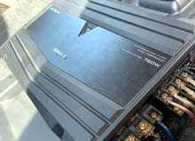 Kenwood amplifier + Sony Xplod Subwoofer