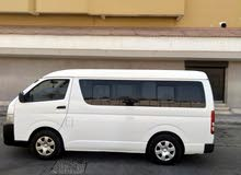 Toyota Hi-Ace Bus 15  Passangar Petrol Middle Roof Very Good Condation